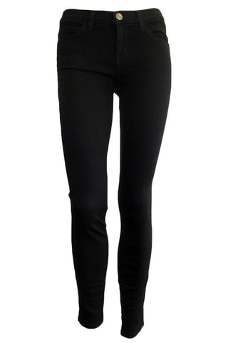 current/elliott the ankle skinny in jet black