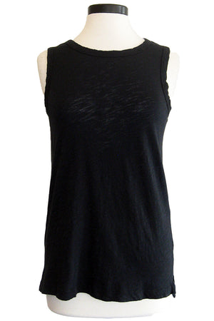 current/elliott the muscle tee black beauty