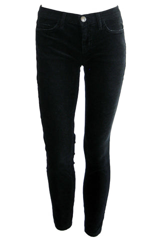 current/elliott the stiletto in washed black corduroy