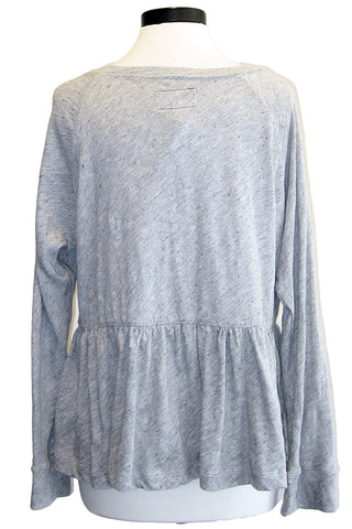 current/elliott the girlie sweat top