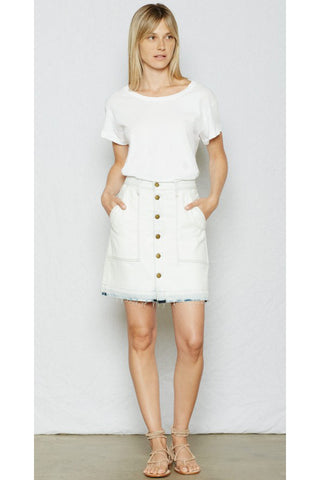 current/elliott the naval skirt