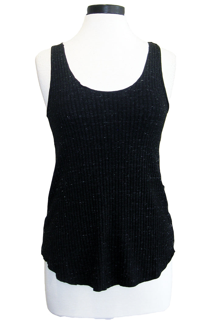 david lerner snap tank black