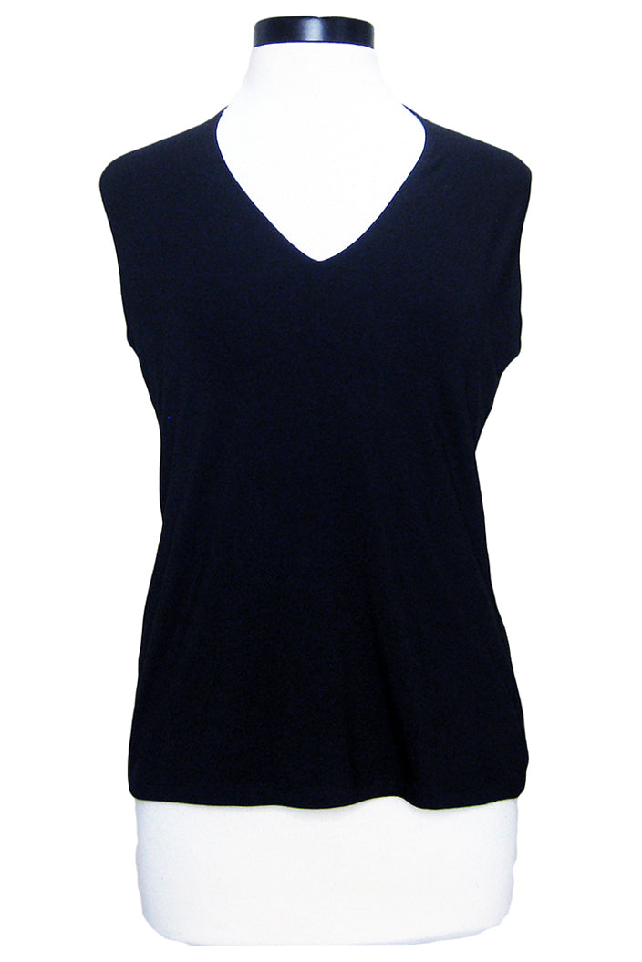 drew blaise top black