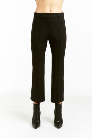 drew angelica pant black