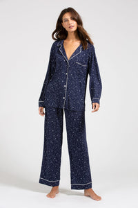 eberjey gisele long pj set