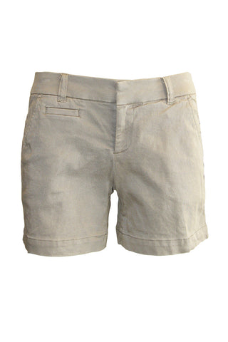 ecru crow short