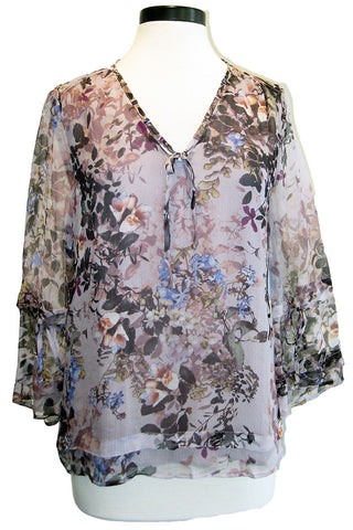 ecru the troubadour blouse