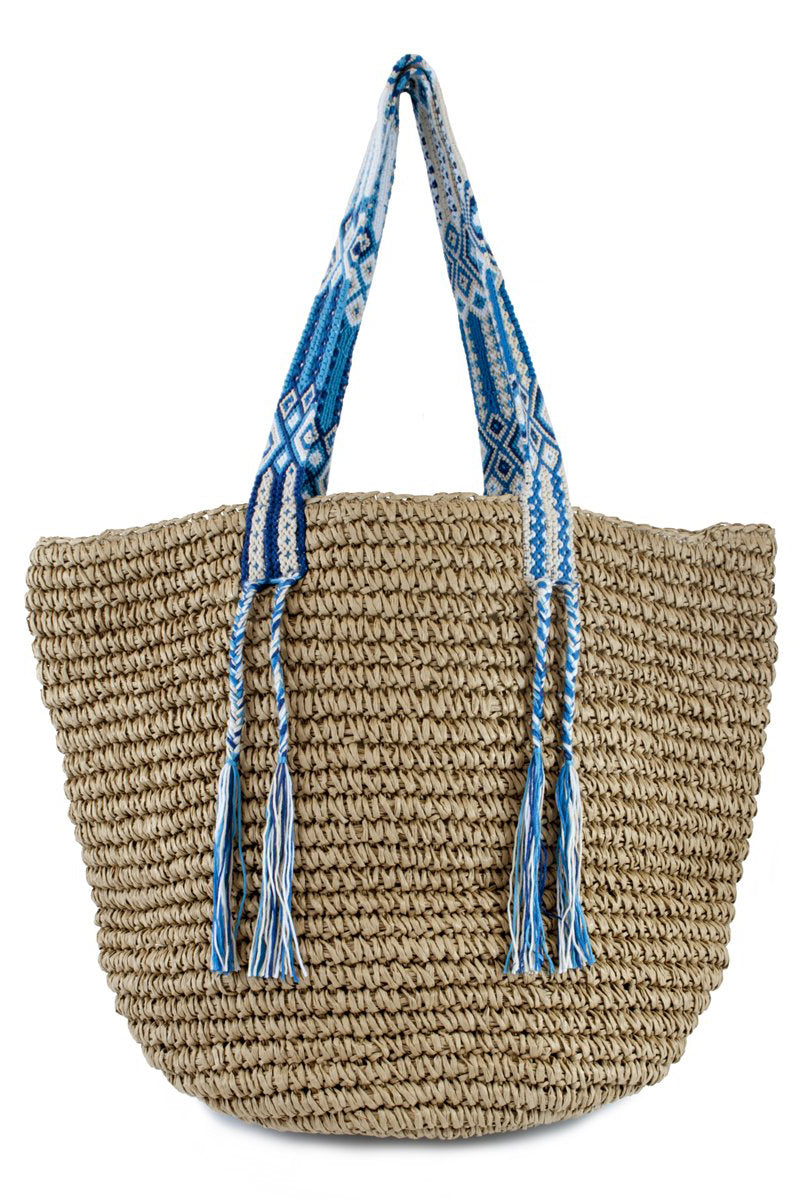 fallon & royce gemma tote ocean breeze