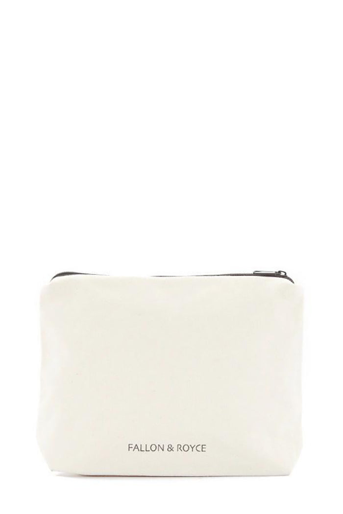 fallon & royce rose all day confetti bead clutch