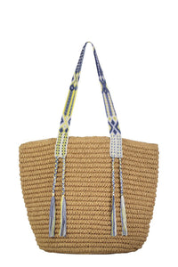 fallon & royce gemma straw tote beverly