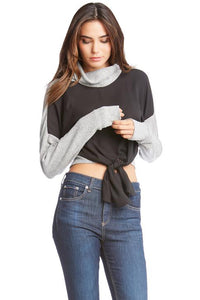 fifteen twenty reversible turtleneck