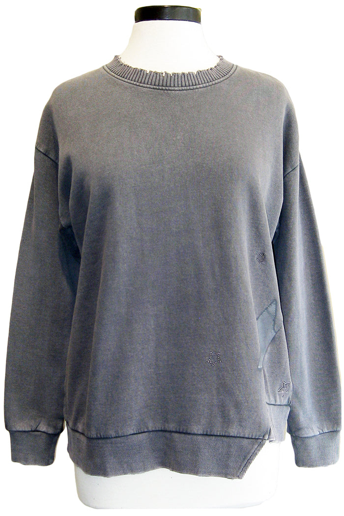 grey state ashby sweatshirt washed chambord