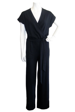 grey state jasmine jumpsuit black