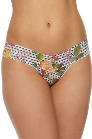 hanky panky rolled copacabana low rise thong