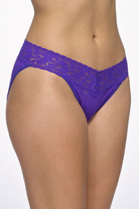 hanky panky signature lace v-kini (more colors available)