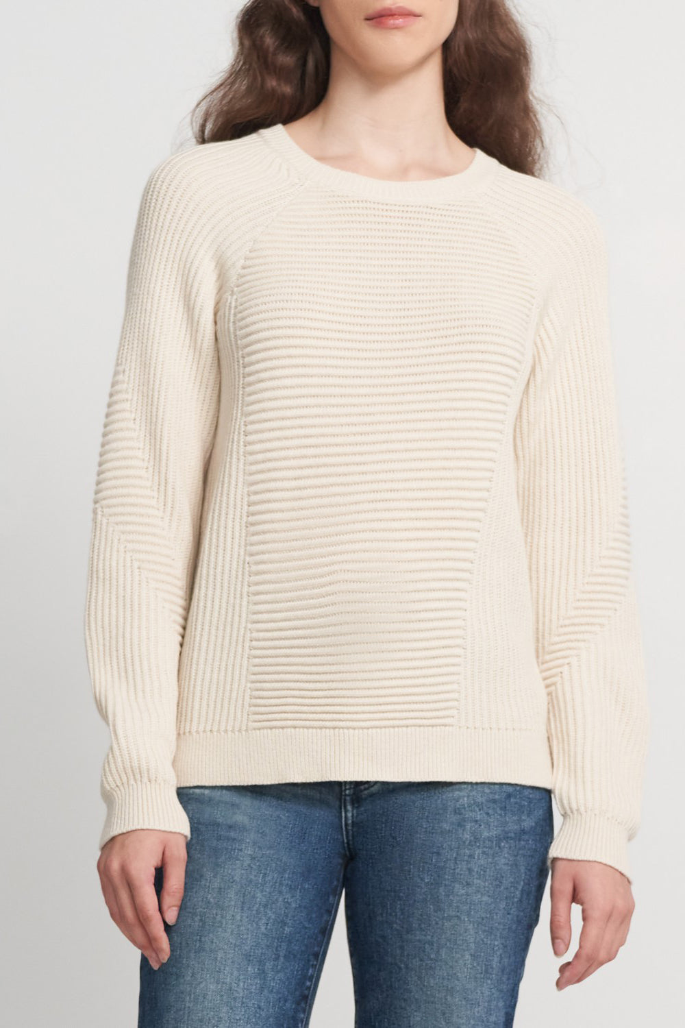j brand george sweater awfwite