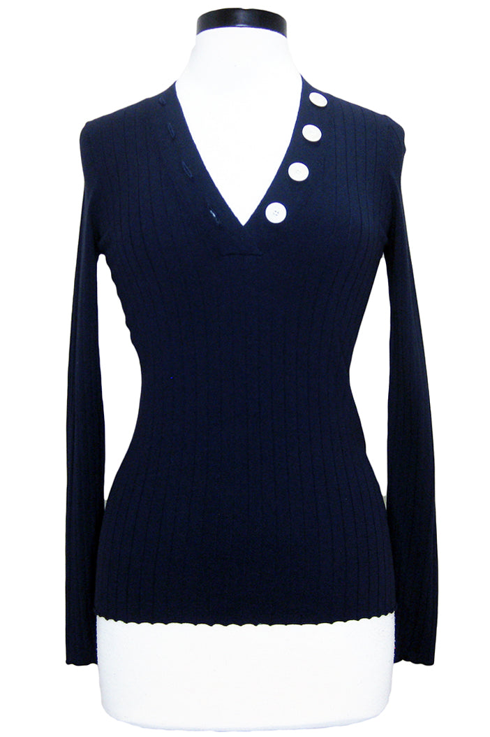 joie anatasia sweater midnight