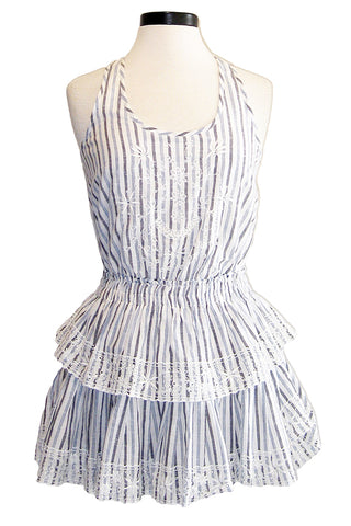 loveshackfancy ruffle racer dress