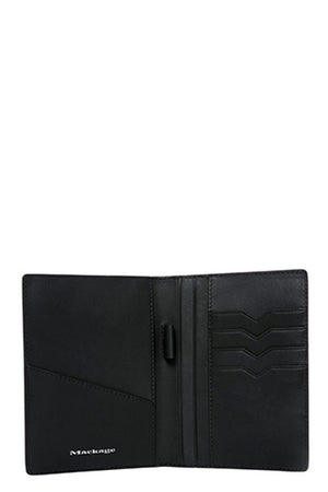 mackage otis passport holder