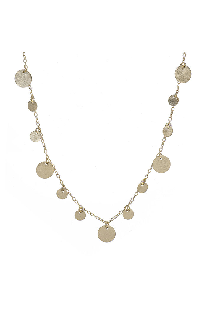 marcia moran sonny necklace gold