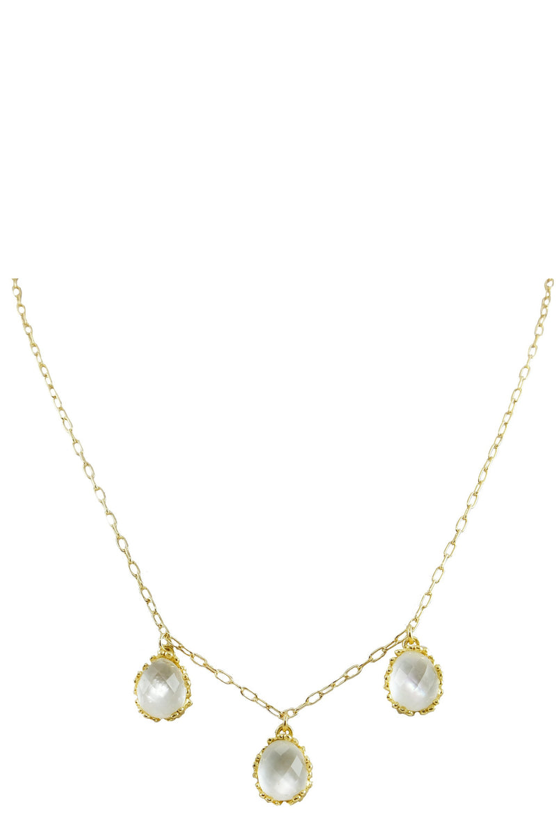 marcia moran noa necklace mother of pearl