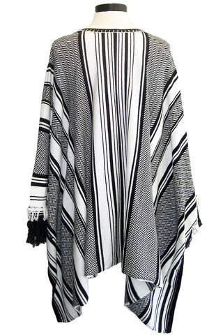 minnie rose blanket stripe caftan