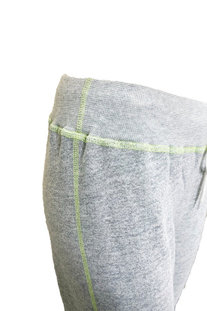 monrow pop stitching sweats
