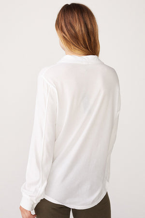 monrow jersey basic shirt