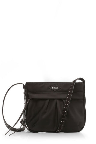 mz wallace harlow crossbody in black
