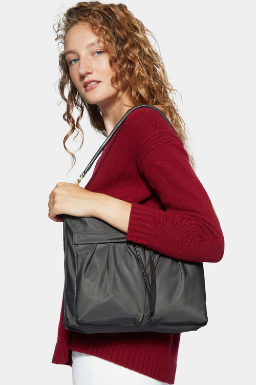 mz wallace jordan hobo in anthracite