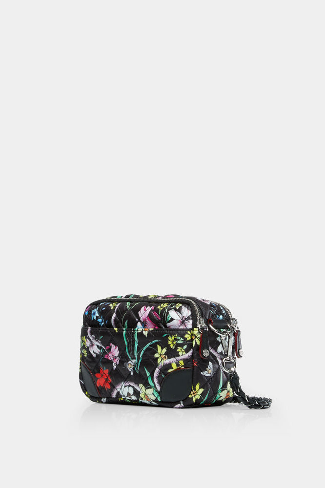 mz wallace mini crosby in eden floral