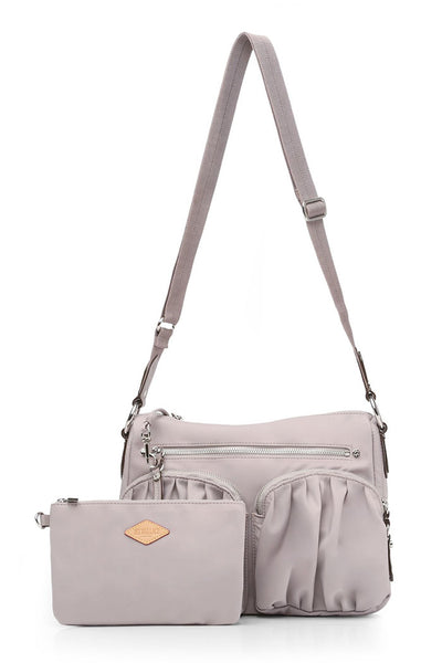 mz wallace paige in gull grey