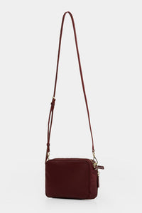 mz wallace small gramercy crossbody in port