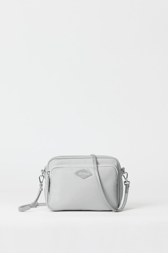 mz wallace small gramercy crossbody in fog