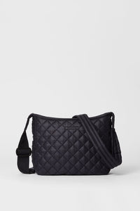 mz wallace small parker in black
