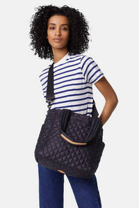 mz wallace small max in black