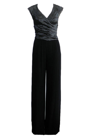 nicole miller collection beckett jumpsuit