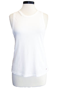 n:philanthropy crystal tank white