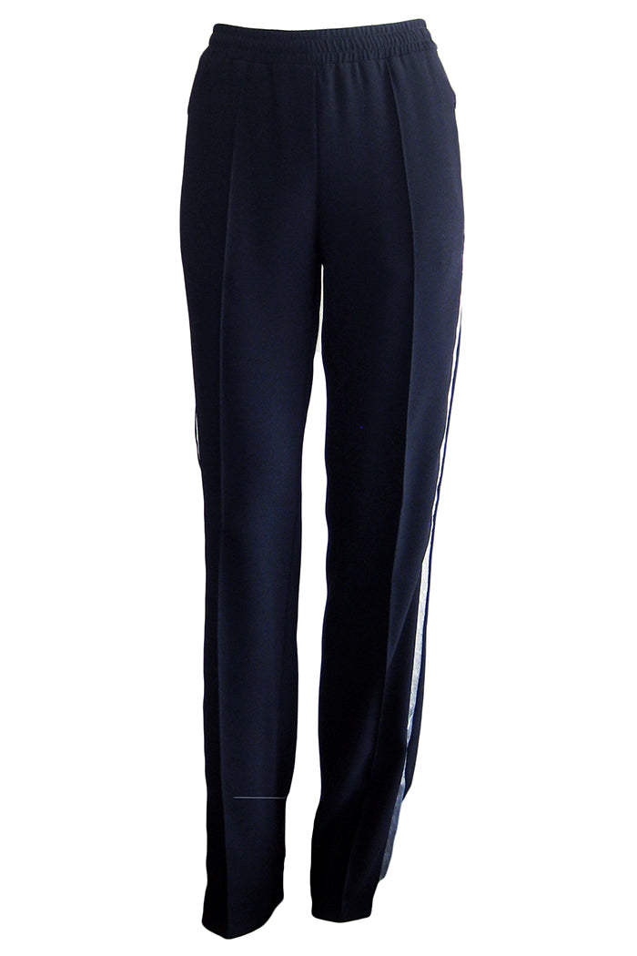 pinko jogging trousers black