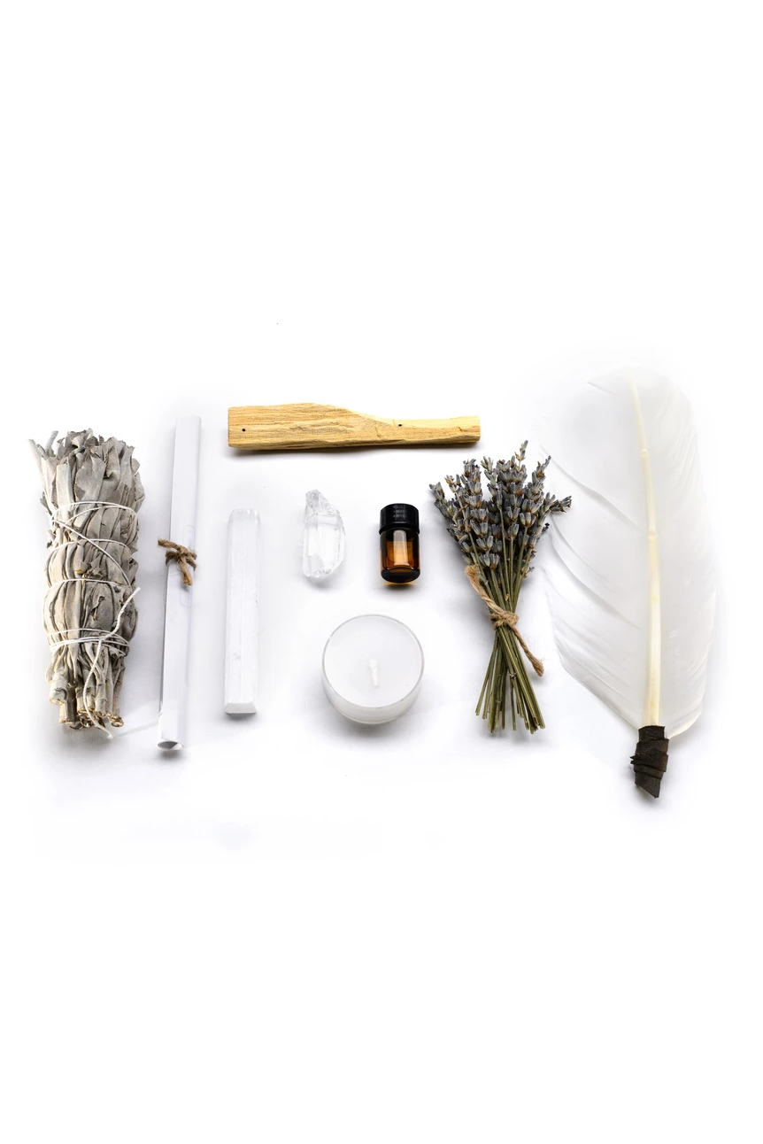 j. southern studio energy cleansing ritual kit