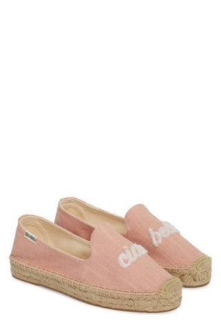 soludos ciao bella platform smoking slipper