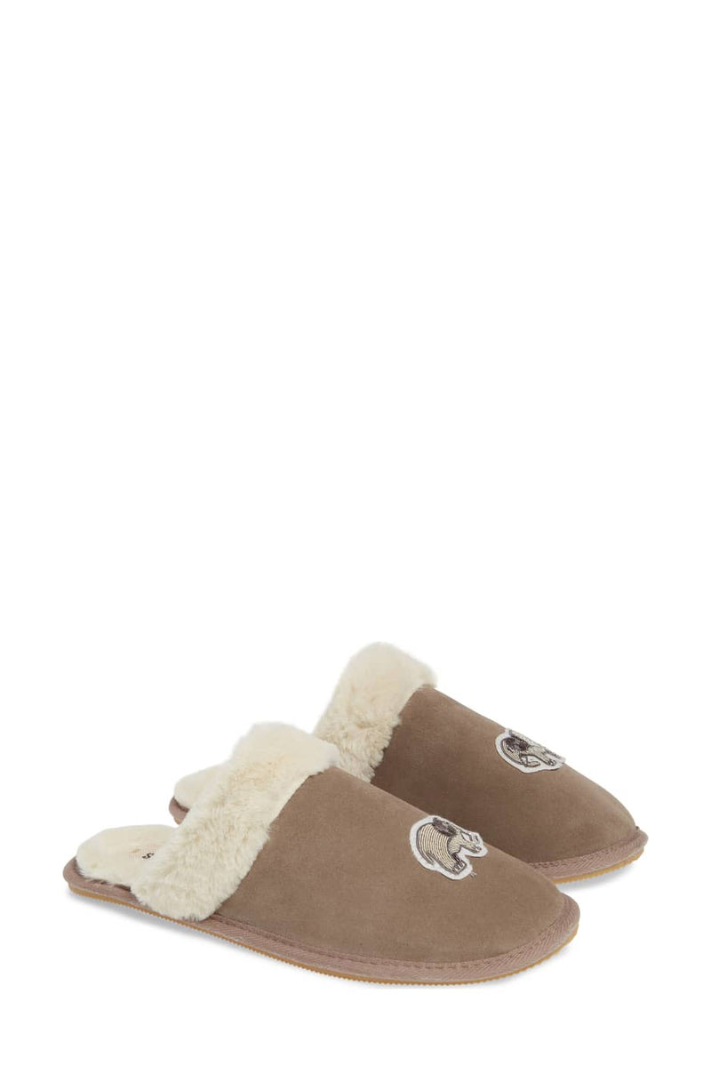 soludos cozy slipper mineral grey elephant