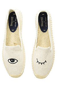 soludos wink embroidery smoking slipper