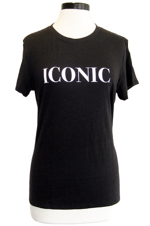 sub_urban riot iconic loose tee black