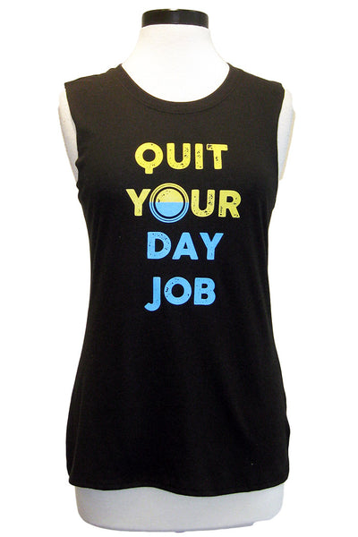 sub_urban riot quit your day job muscle black