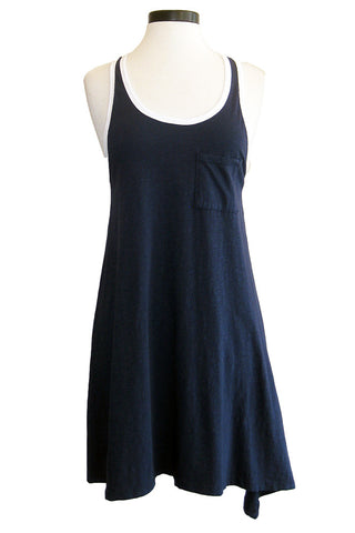 sundry asymmetrical dress