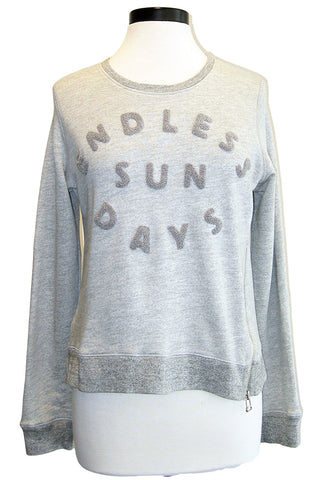 sundry endless sundays sweatshirt