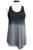 sundry xoxo tank heather ombre