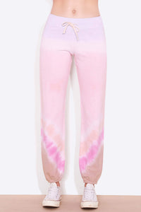 sundry tie dye basic sweatpants