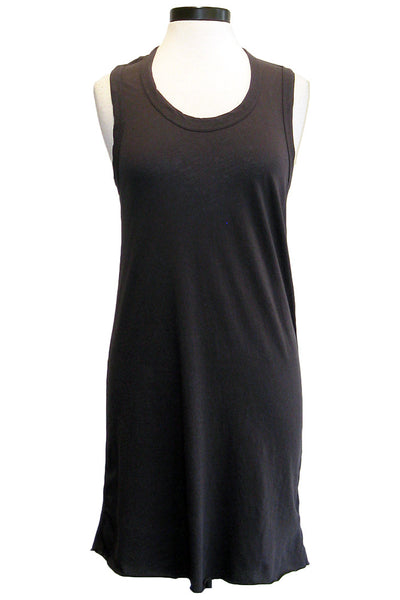 tee lab relaxed tank dress carbon